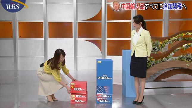 大江麻理子 須黒清華 ワールドビジネスサテライト 5