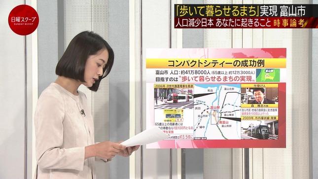 八木麻紗子 報道ステーション 日曜スクープ 11
