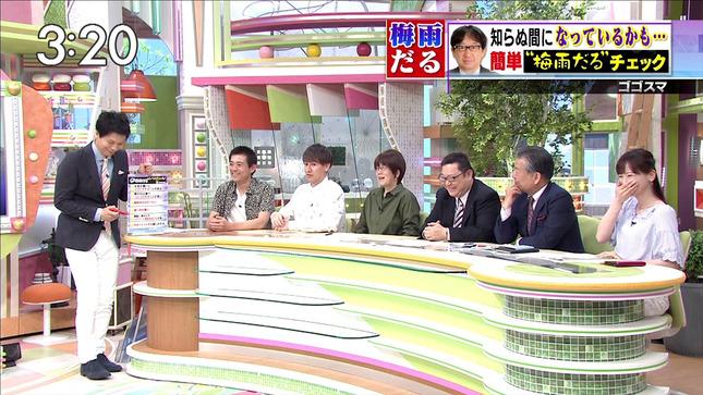 皆藤愛子 CARトップ ゴゴスマ FOOT×BRAIN 10
