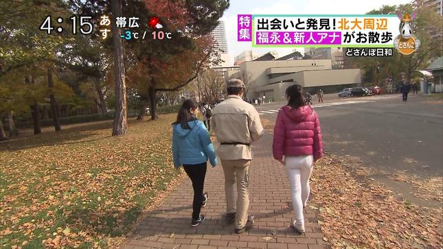 大慈弥レイ どさんこワイド 13