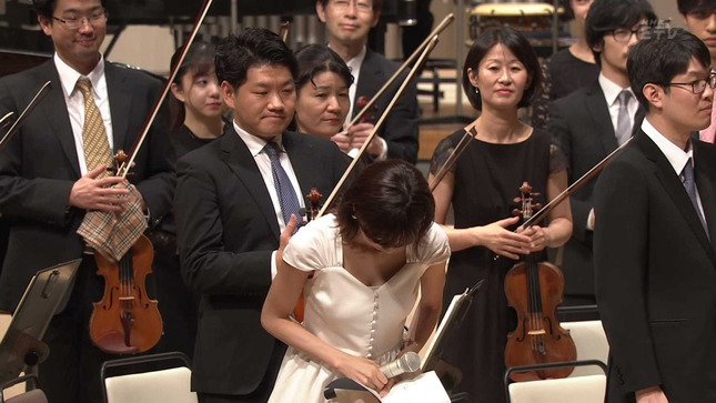 加藤綾子 クラシック音楽館 N響ほっとコンサート1