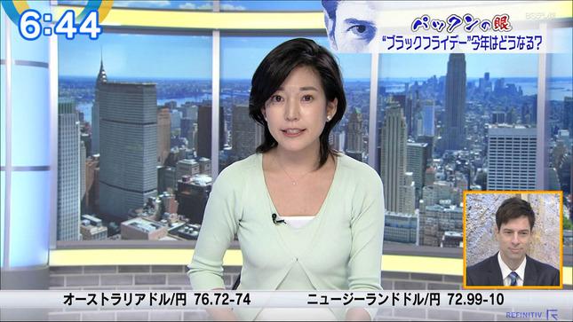 西野志海 ニュースモーニングサテライト 15