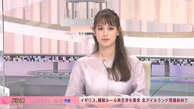 トラウデン直美 日経ニュースプラス9 14