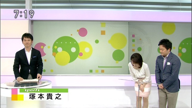 江崎史恵 おはよう日本 キャプチャー画像 17