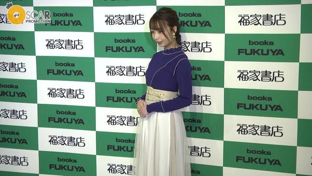 宇垣美里 2020カレンダー発売記念イベント 14