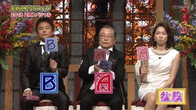 ヒロド歩美 芸能人格付けチェック!1