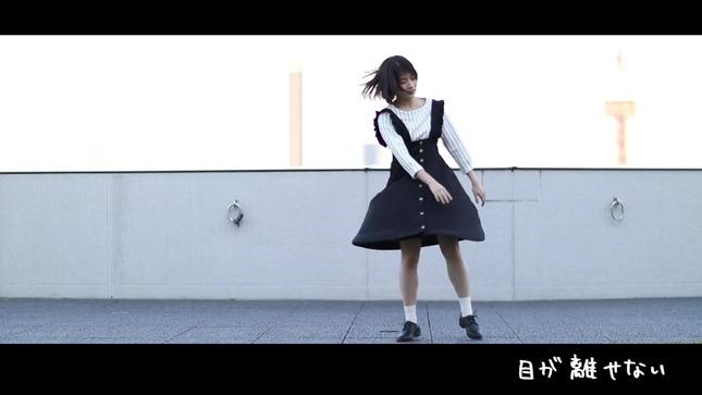 テレ朝 田中萌アナが本気でフル尺踊ってみた 20