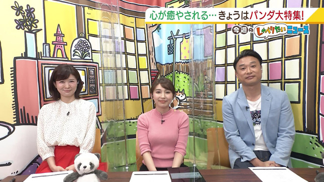 野嶋紗己子 土曜のよんチャンTV 4
