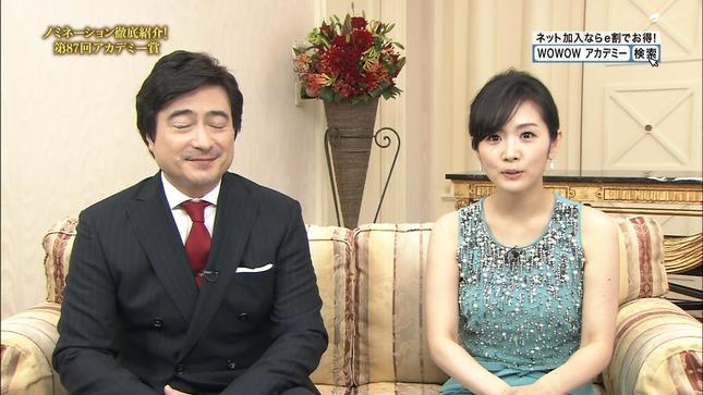 高島彩 ノミネーション徹底紹介第87回アカデミー賞 06