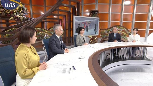 相内優香 ワールドビジネスサテライト 電脳トークTV 2
