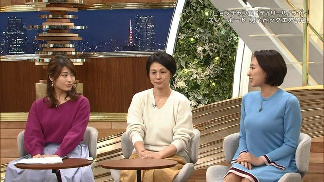 森花子 ピョンチャン五輪デイリーハイライト 浅田舞 5