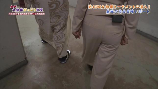 唐橋ユミ 感動!大相撲がっぷり総見 6