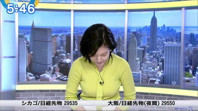 西野志海 ニュースモーニングサテライト 2