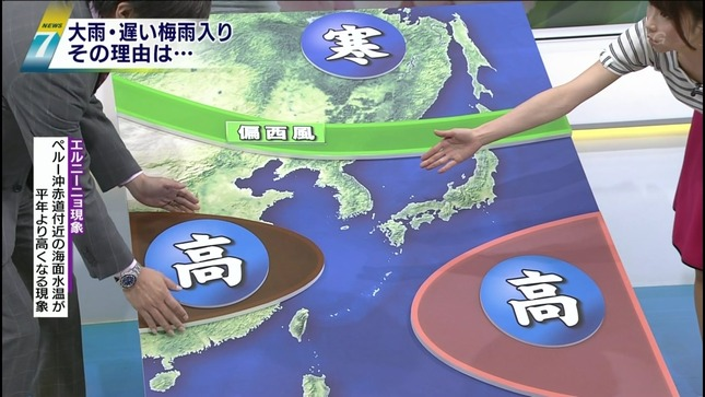 寺川奈津美 ニュース7 06