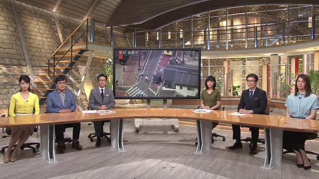 下村彩里 報道ステーション 1