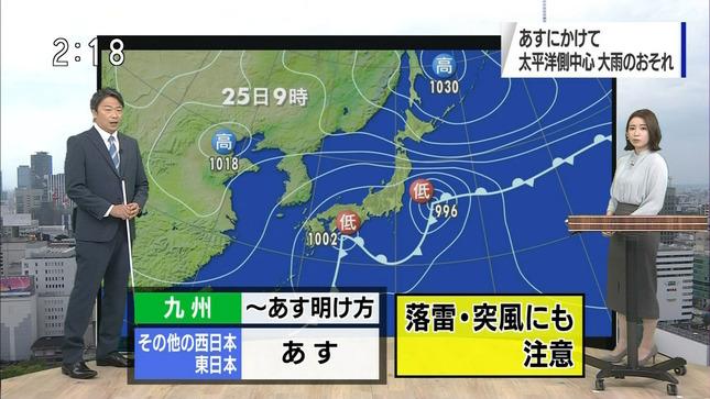 橋詰彩季 列島ニュース おはよう東海 3