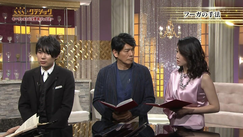 牛田茉友アナ らららクラシック