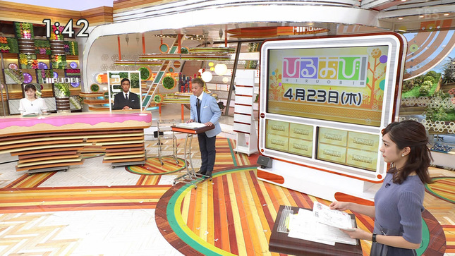 田村真子 ひるおび! まるっと!サタデー TBSニュース 1