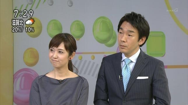 上條倫子 おはよう日本 9