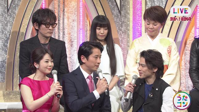 橋本奈穂子 NHKニュース7 うたコン 3