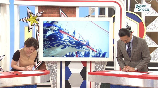深津瑠美 ワールドスポーツSOCCER 5