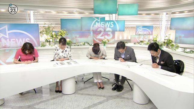 皆川玲奈 宇内梨沙 News23 20