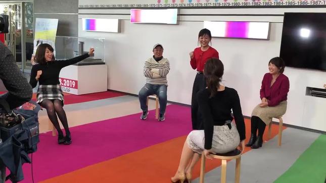 中村秀香 黒木千晶 ytvアナウンサー向上委員会 ギューン↑10
