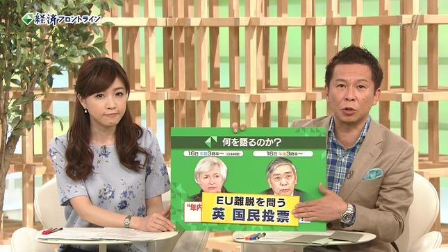 竹内優美 経済フロントライン 5
