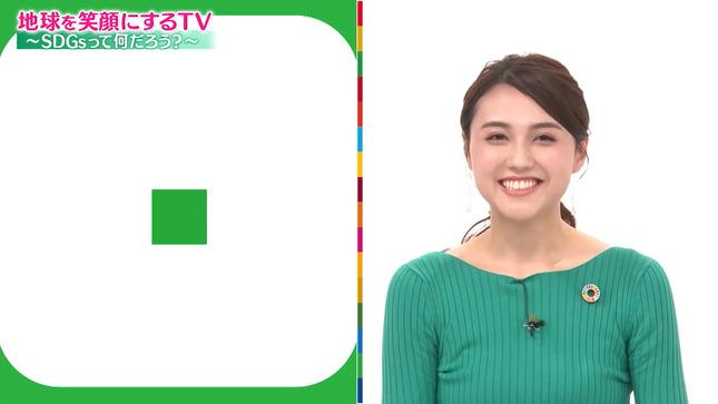 地球を笑顔にするTV 日比麻音子 宇賀神メグ 田村真子 15