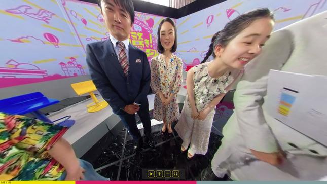 """池田伸子 世界""""超驚き!""""テーマパークの旅 8"""