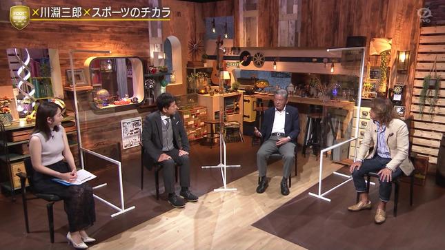 竹﨑由佳 SPORTSウォッチャー FOOT×BRAIN 2