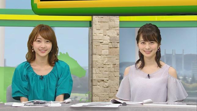高見侑里 高田秋 BSイレブン競馬中継 くりぃむクイズミラクル9 7