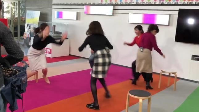 中村秀香 黒木千晶 ytvアナウンサー向上委員会 ギューン↑3