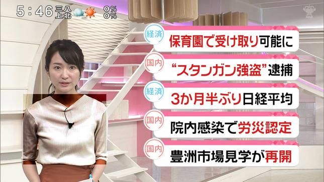 中島芽生 news every 13
