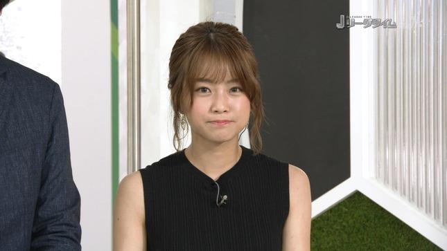中川絵美里 Jリーグタイム Oha!4 9