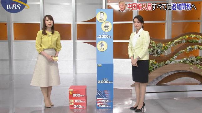 大江麻理子 須黒清華 ワールドビジネスサテライト 11