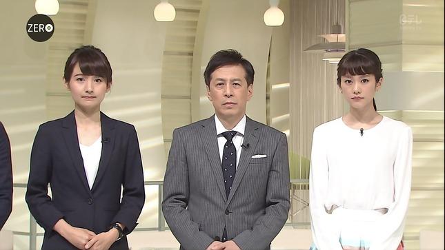 小正裕佳子 桐谷美玲 NewsZero 2