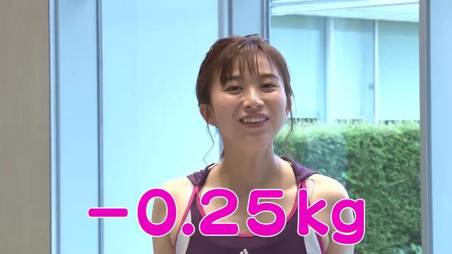 山本雪乃アナvs三谷紬アナ 禁断ダイエット対決!! 21