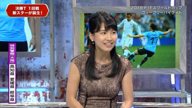 澤田彩香 2018FIFAワールドカップウイークリーハイライト 8
