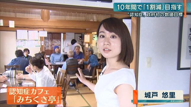 城戸悠里 報道ステーション 4