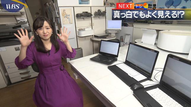 相内優香 ワールドビジネスサテライト 大江麻理子 片渕茜 19