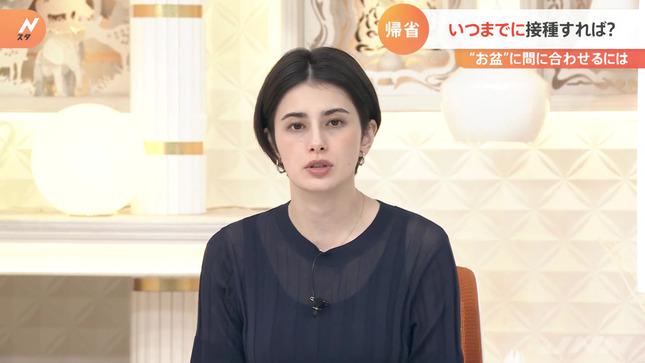 ホラン千秋 Nスタ 16