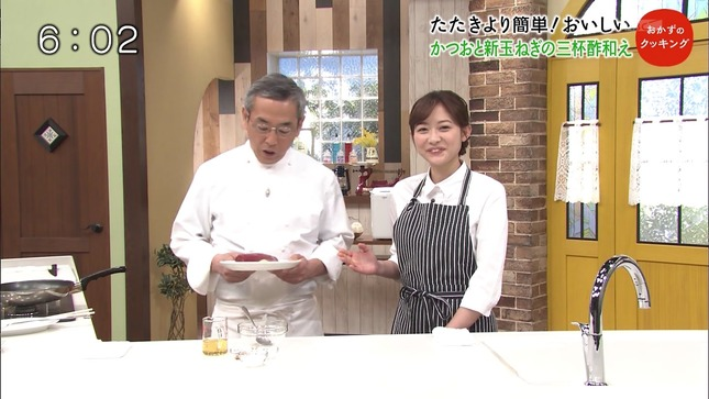 久冨慶子 スーパーJチャンネル やべっちFC おかず 13