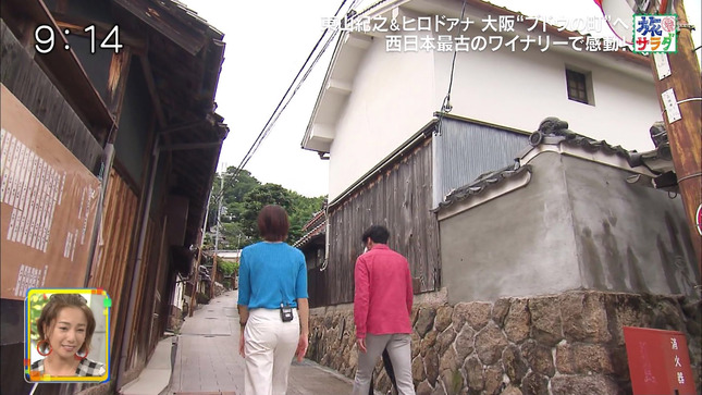 ヒロド歩美 旅サラダ 6