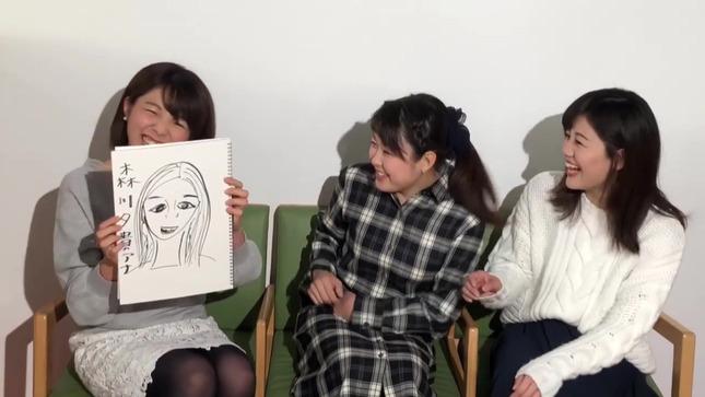 黒木千晶 ytv女子アナ向上委員会ギューン↑ 9