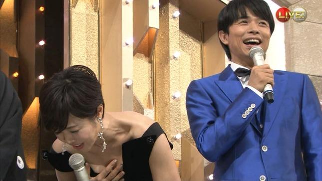有働由美子 第66回NHK紅白歌合戦 12