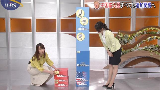 大江麻理子 須黒清華 ワールドビジネスサテライト 9
