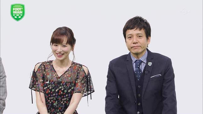 皆藤愛子 FOOT×BRAIN 4