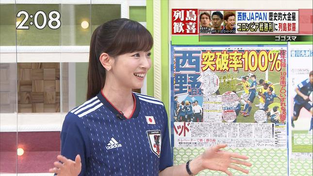 皆藤愛子 ゴゴスマ 午後の紅茶 9