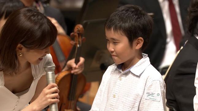 加藤綾子 クラシック音楽館 N響ほっとコンサート30